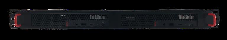 Rack Mount for 2 Lenovo ThinkStation Tiny Workstation