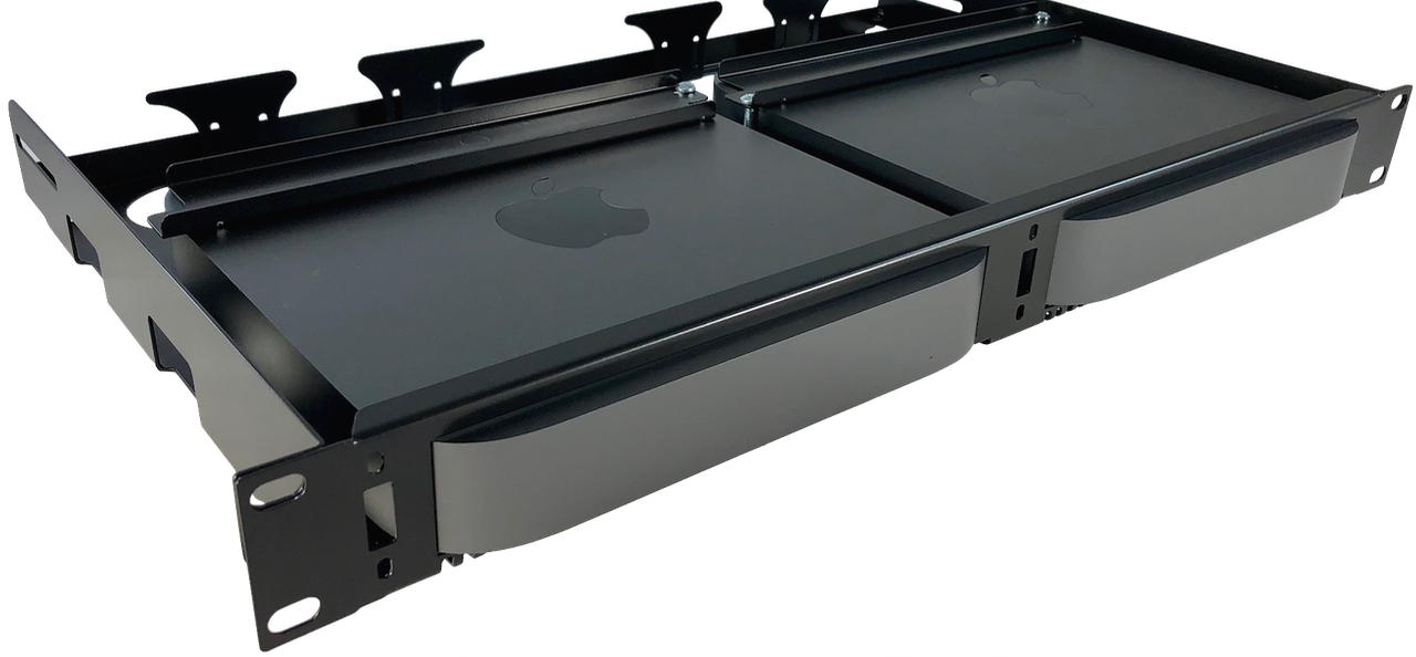 Fixed Dual Mac Mini Server Rackmount