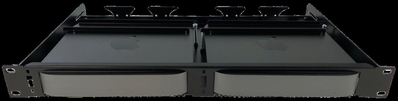Fixed Dual Mac Mini Server Rackmount