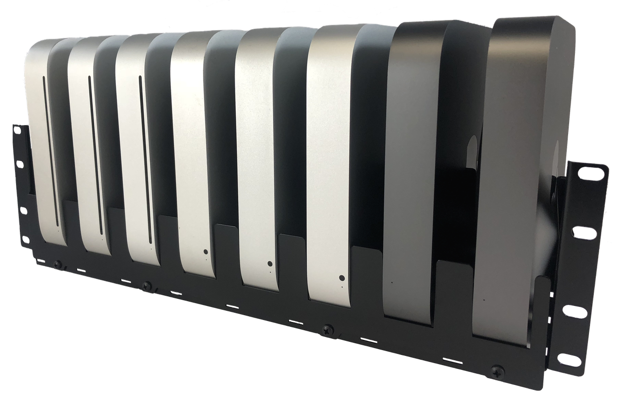 Holds all Unibody versions of the Apple Mac Mini