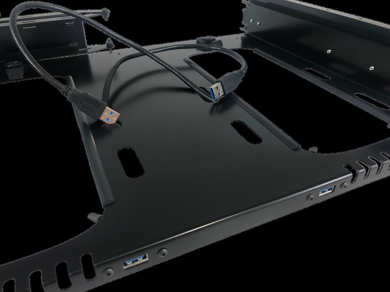 USB 3.0 Upgrade option for MPR-2X shelf