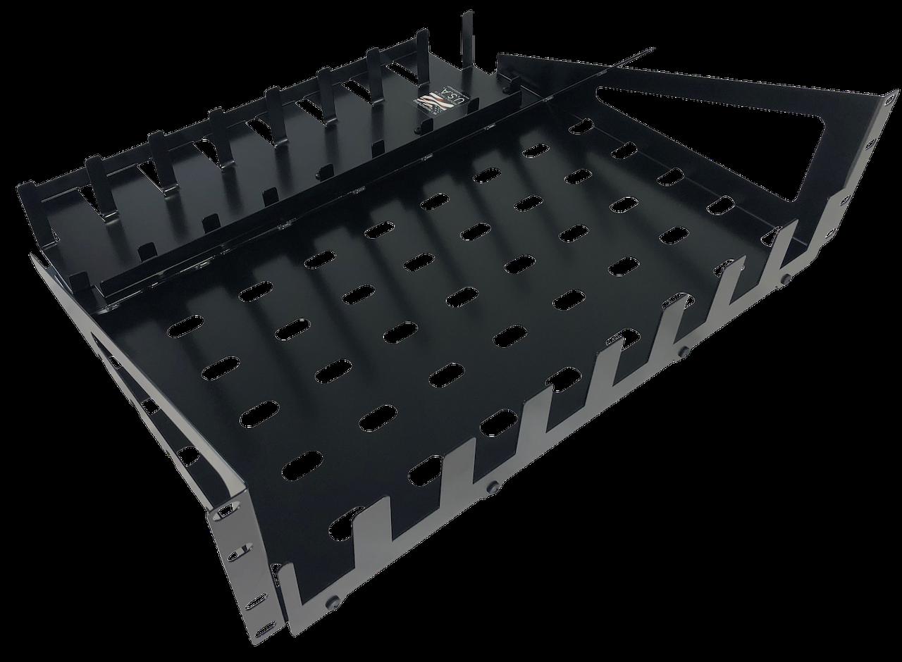 Rackmount for Cisco ASA and Power Supplies