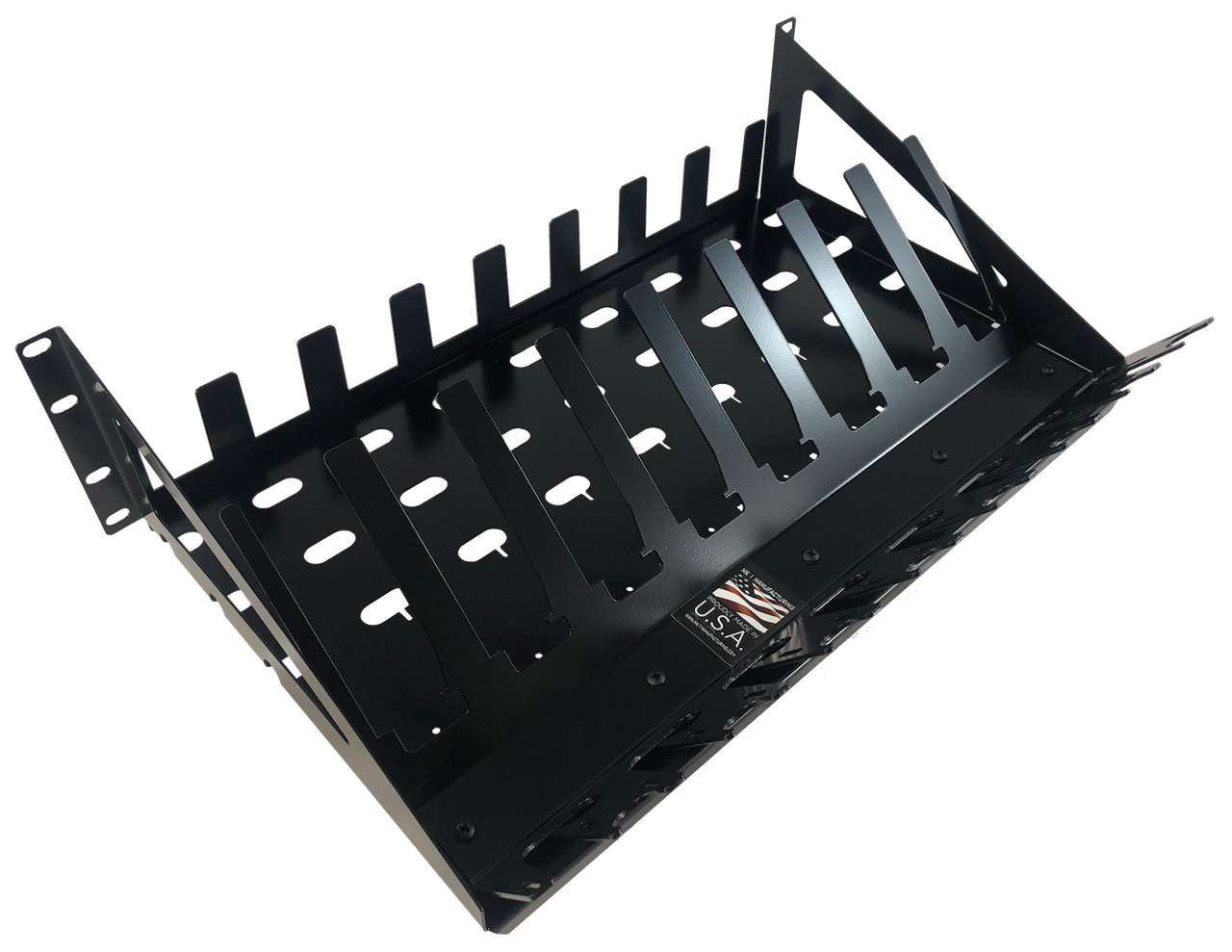 Vertical Fixed Mount for all versions of Apple Mac Mini Unibody