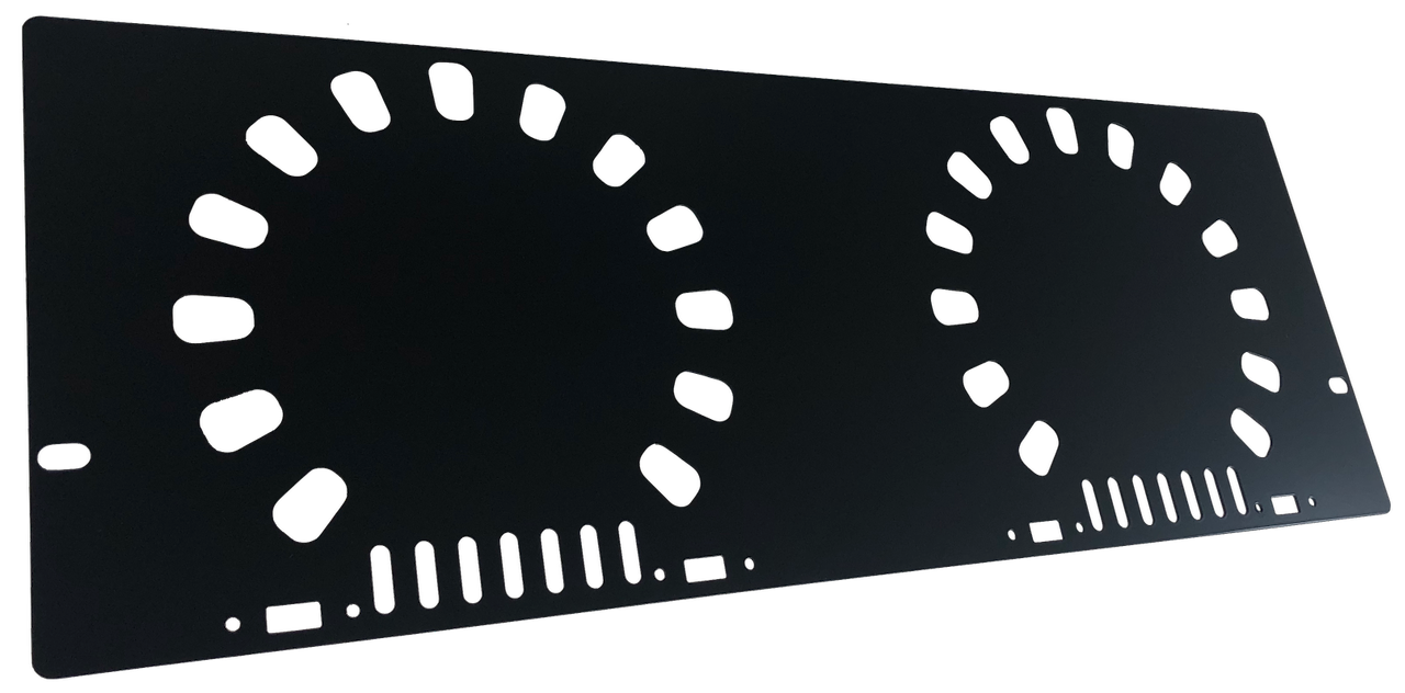 Baffle Plate Controls Airflow direct to the base of the Mac Pro Inlet
