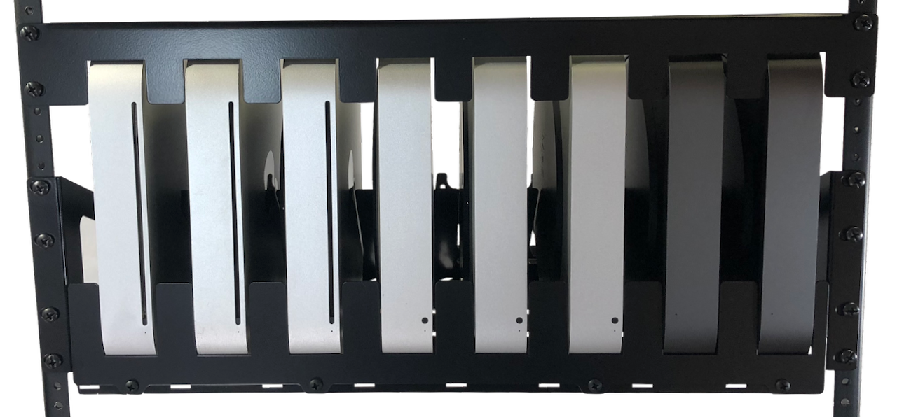 Vertical Fixed Mount For Apple Mac Mini