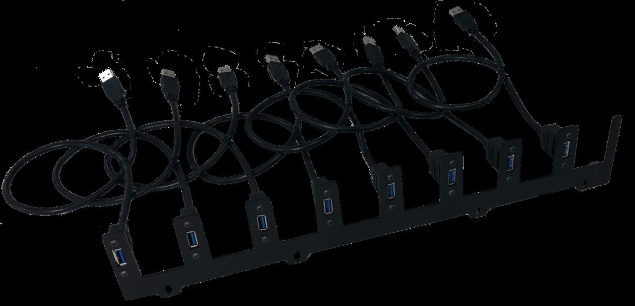 USB 3.0 Adaptor Plate For MMR-2G-5URS