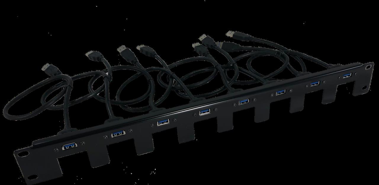 USB 3.0 Adaptor Plate For MMR-2G-5U