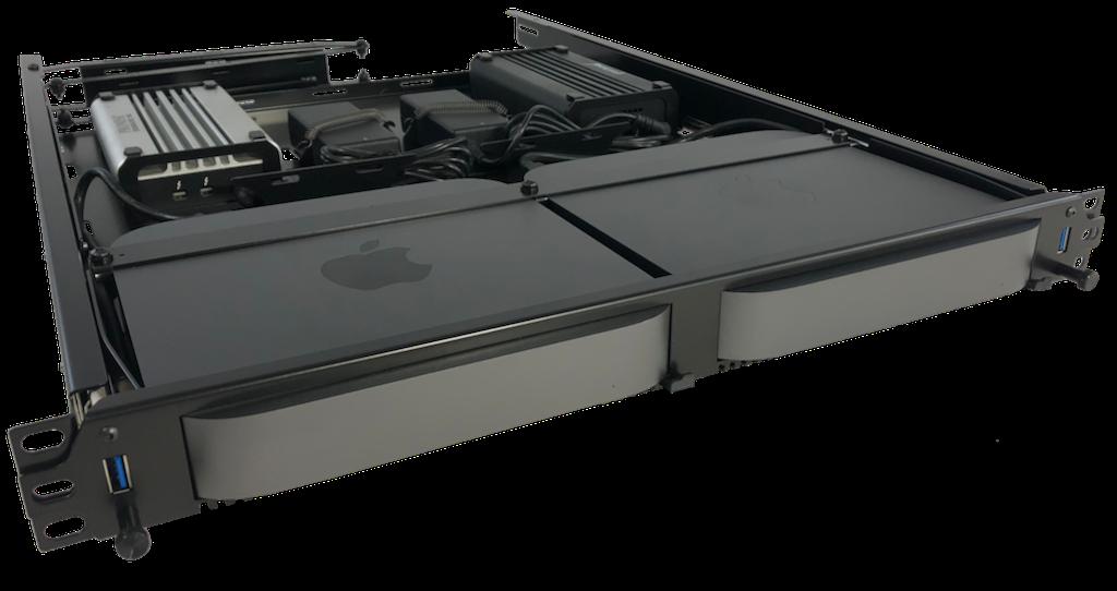 Apple Mac Mini Promise Technologies SANlink